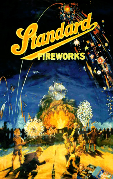 firework museum old fireworks collecting fireworks